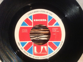 Cochise - Love's Made A Fool Of You