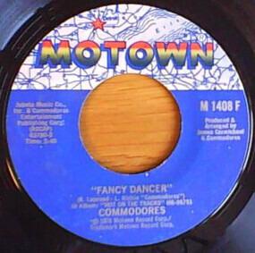 The Commodores - Fancy Dancer / Cebu