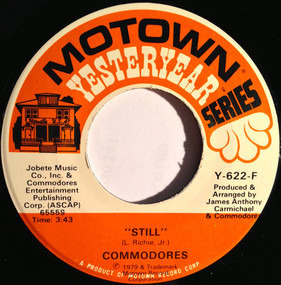 The Commodores - Still / Wonderland