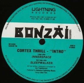 Cortex Thrill - Intro