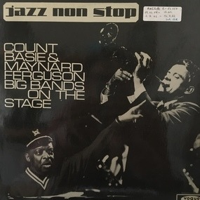 Count Basie - Big Bands On The Stage