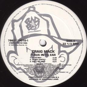 Craig Mack - Flava In Ya Ear (Remix)
