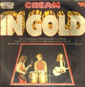 Cream - Cream In Gold