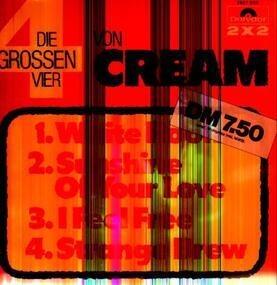 Cream - Die Grossen Vier