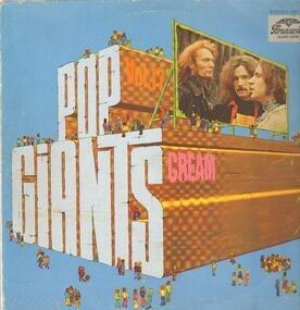 Cream - Pop Giants Vol. 17