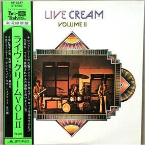 Cream - Live Cream Volume II