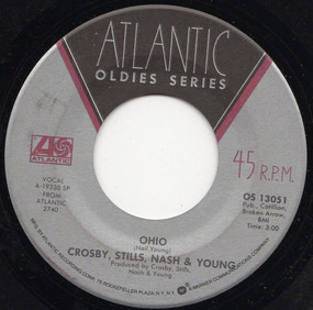 Crosby, Stills, Nash & Young - Ohio / Long Time Gone