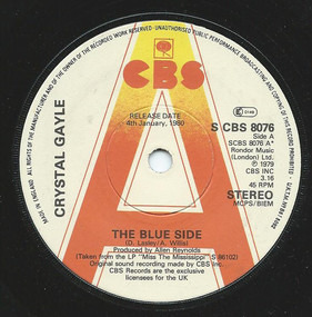 Crystal Gayle - The Blue Side