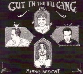 cut in the hill gang - Mean Black Cat -Digi-