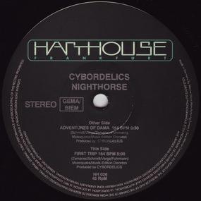 Cybordelics - Nighthorse