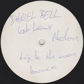 Daniel Bell - The Lost Traxx E.P.