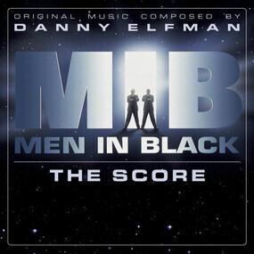 Danny Elfman - Men In Black - The Score