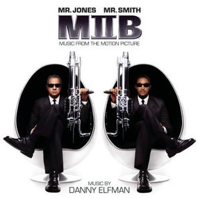 Danny Elfman - Men In Black II (Music From The Motion Picture)