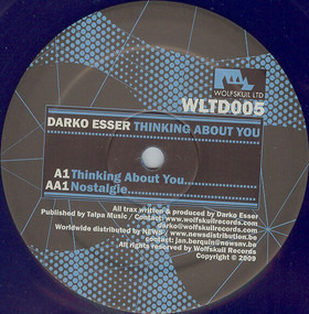 Darko Esser - Thinking About You