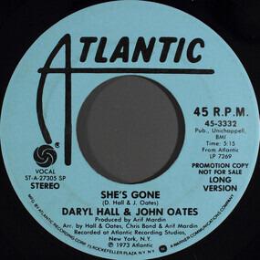 Daryl Hall & John Oates - She's Gone