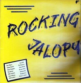 The Premiers - Rocking Jalopy