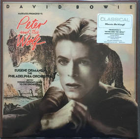 David Bowie - Peter And The Wolf / Young Person's Guide To The Orchestra