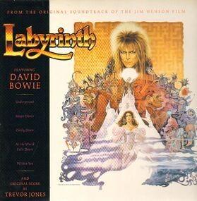 David Bowie - Labyrinth - Original Soundtrack