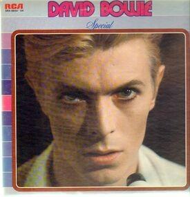 David Bowie - Special