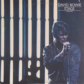 David Bowie - Stage