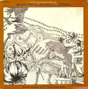 David Lewiston - In Praise Of Oxalá And Other Gods / Black Music Of South America