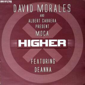 David Morales - Higher