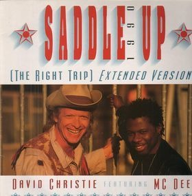 David Christie - Saddle Up (1990)