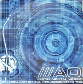 De La Soul - Art Official Intelligence (Instrumentals)