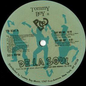 De La Soul - Say No Go