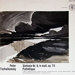"Pyotr Ilyich Tchaikovsky - Sinfonie Nr.6 Op.74 ""Pathétique"""