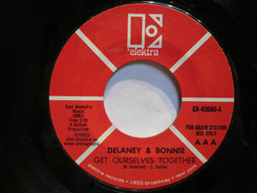 Delaney & Bonnie - Get Ourselves Together / Soldiers Of The Cross