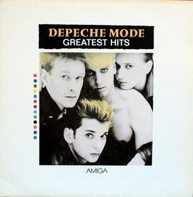 Depeche Mode - Greatest Hits