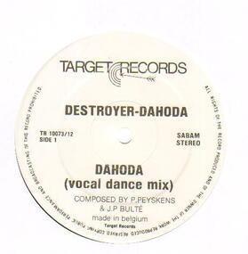 The Destroyer - Dahoda