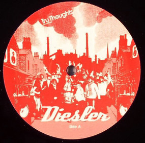 Diesler - Diggin It Somethin Rotten - EP One