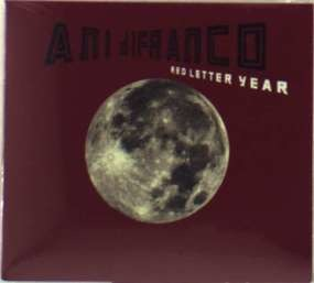 DIFRANCO,ANI - Red Letter Year