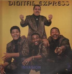 digital express - Invasion