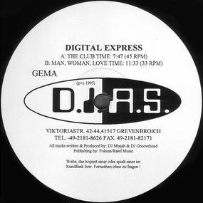 digital express - The Club