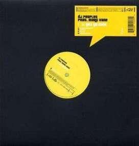 Dj Peoples feat. Marc Vane - I'll get ya back
