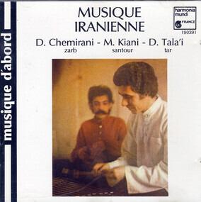 Djamchid Chemirani - Musique Iranienne