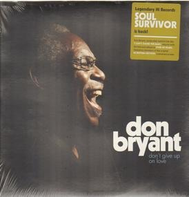 Don Bryant - Don't Give.. -Download-