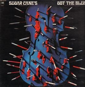 Don 'Sugarcane' Harris - Sugar Cane's Got the Blues