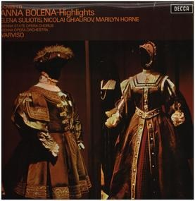 Gaetano Donizetti - Anna Bolena - Highlights