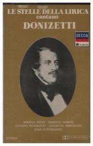 Gaetano Donizetti - Le Stelle Della Lirica Cantano