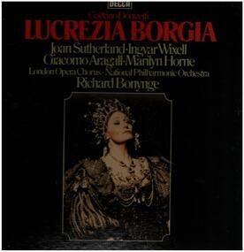 Gaetano Donizetti - Lucrezia Borgia