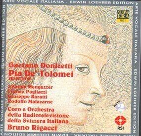 Gaetano Donizetti - Pia De' Tolomei (Selection)