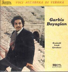 Gaetano Donizetti - Garbis Boyagian