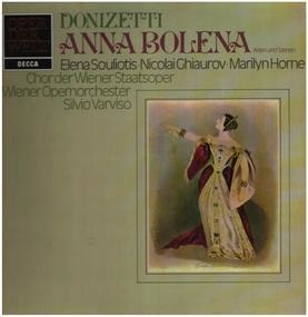 Gaetano Donizetti - ANNA BOLENA