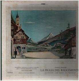 Gaetano Donizetti - LA Figlia Del Reggimento