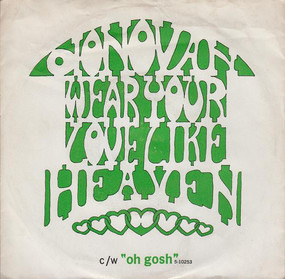 Donovan - Wear Your Love Like Heaven