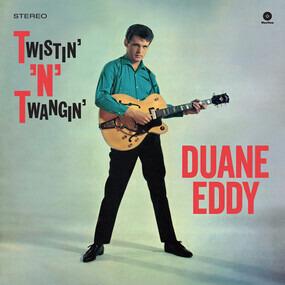 Duane Eddy - Twistin' N' Twangin' +..